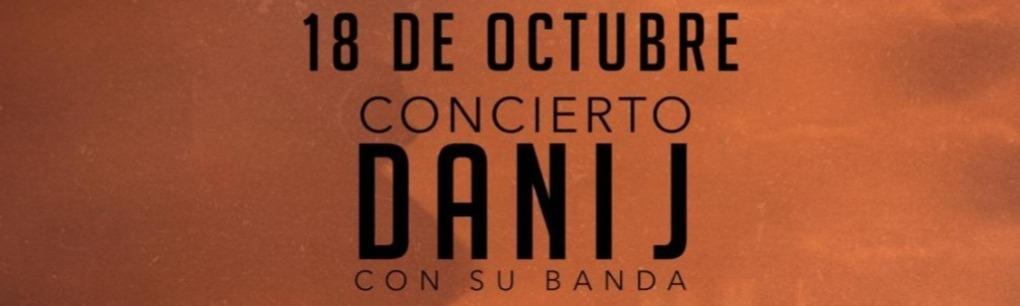 Concierto Dani J en Madrid