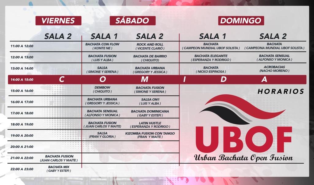 World Bachata Battle UBOF