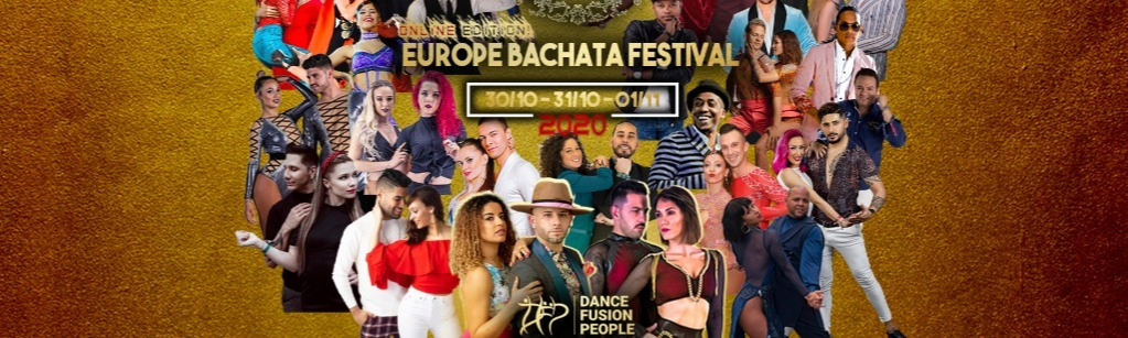 Europe Bachata Festival 2020 Online Edition