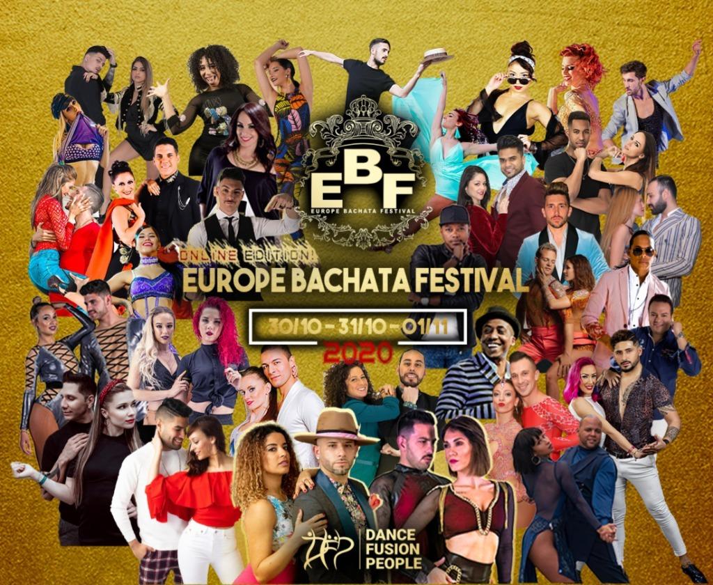 Europe Bachata Festival 2020 Online Edition